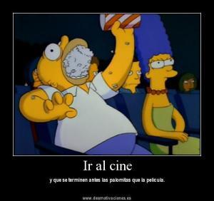 Los Simpson en el cine