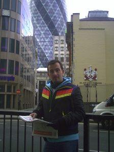 periplo en Londres