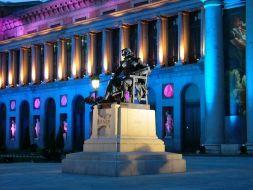 M.Prado at night