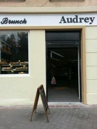 Audrey entrada