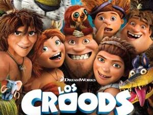 Los Groods una familia peculiar