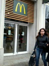 McD entrada