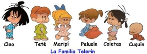 pelicula de la familia Telerin