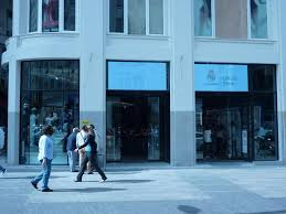 Nueva tienda Real Madrid