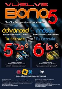 Cines Abaco Cinebox