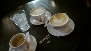 Cafés en Faborit