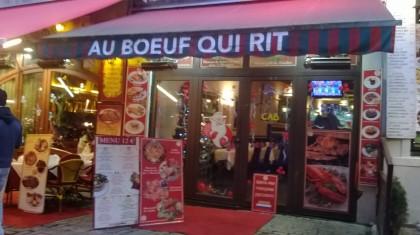 Le boeuf qui rit (Belgium Restaurant)