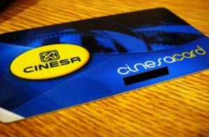 Cinesacard
