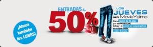 Yelmo 50%