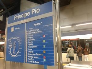 Estación de P.Pio