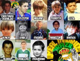 Jugadores de niños
