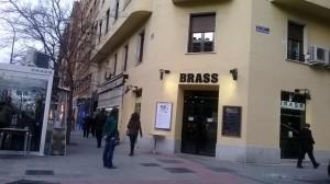 Brass by Borja