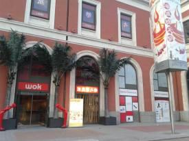 Wok wok restaurante