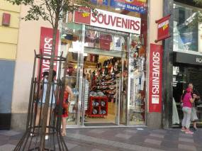 Souvenirs Madrid Gift
