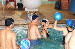 Deporte piscina DCA