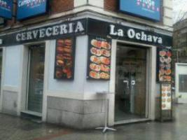 Bar La Ochava en Atocha