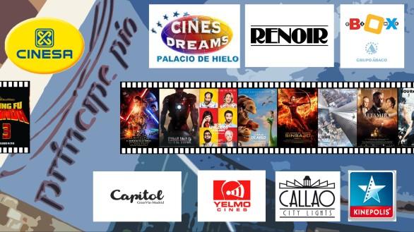 Cine logos